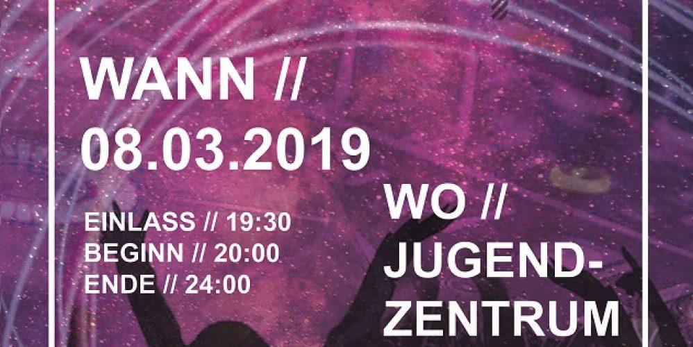 8.03. 2019 Party4u