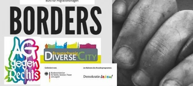"24.03.2019 Theaterstück ""Borders"""