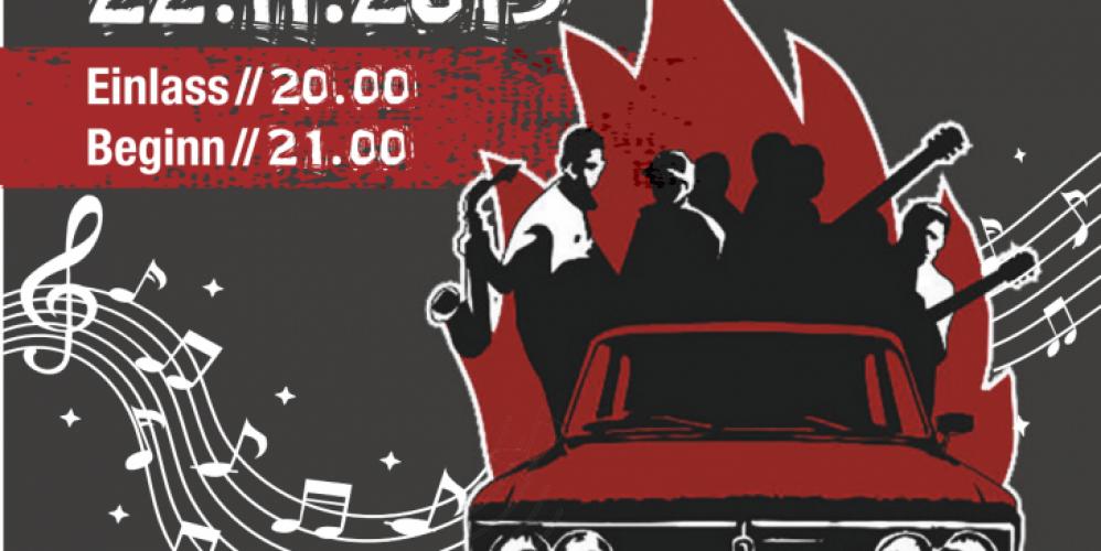 22.11.2019 Konzert von RotFront
