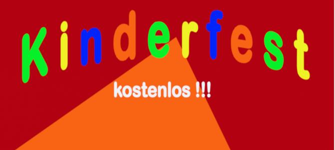 18.09.2021 Kinderfest SummerVibes